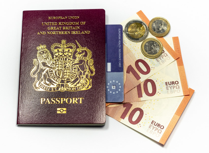 Organise Your Travel Documents