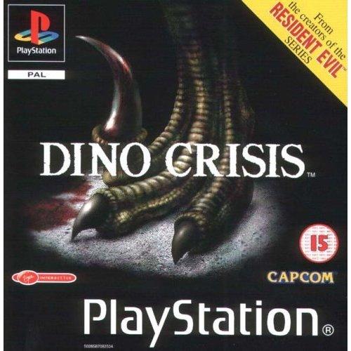 Sony Playstation - Dino Crisis (PS)
