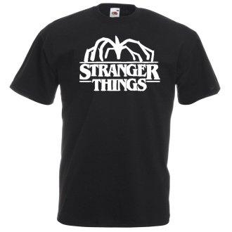 Stranger Things Logo 3 Kids T-shirt