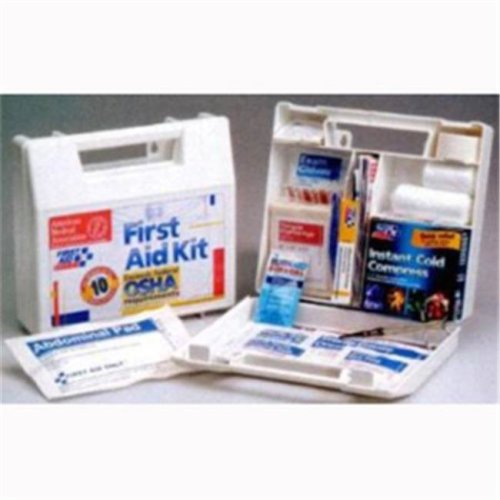 First Aid Only 222U 10 Person, 63 Piece Bulk First Aid Kit