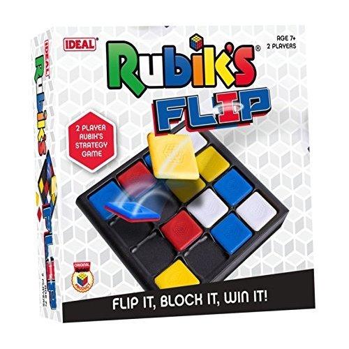 Rubik's Flip Game