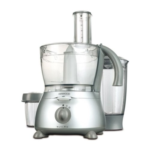 Kenwood FP586 Multipro Food Processor 500W 1.5 Litre Capacity Silver