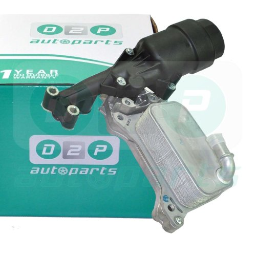 FOR MERCEDES SPRINTER OM651 ENGINE OIL FILTER HOUSING & COOLER A651180131028