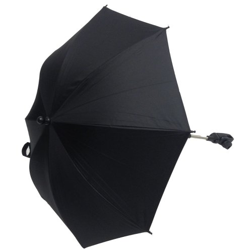 Baby Parasol compatible with Easywalker Qtro Black