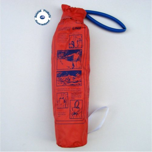 Rescue Throw Line 25 Metres Sling Bag – Essential Boat Safety