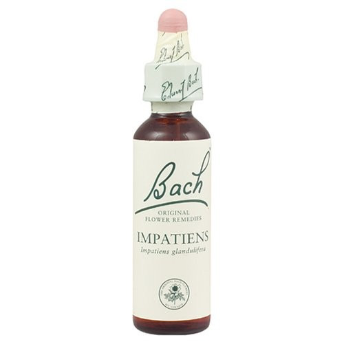 Bach Original Flower Remedies Impatiens 20ml (order 130 for Trade Outer)