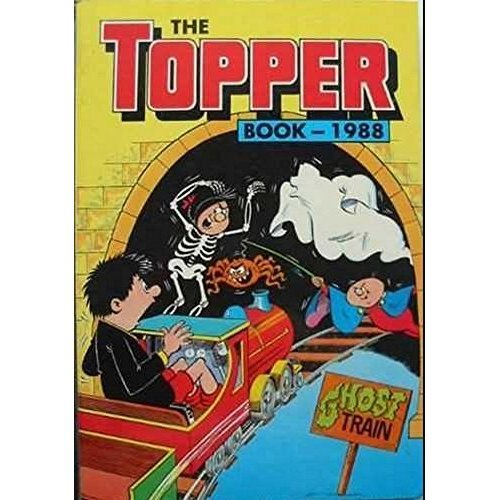 THE TOPPER BOOK 1988 (annual)