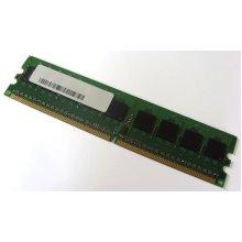 Hypertec 1GB DDR2 DIMM ECC (PC2-4200) 1GB DDR2 memory module