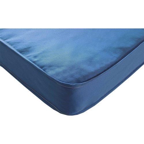 Kidsaw Colour Single Sprung Mattress - Blue
