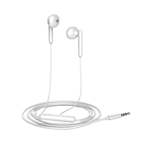 Genuine Huawei AM115 White 3.5mm Handsfree Earphones For Huawei P9 / P9 Plus and Other Smartphones / Tablets