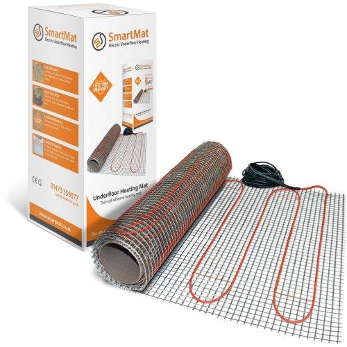 SmartMat 100w/m2 2.0m2 200w Underfloor Heating Mat