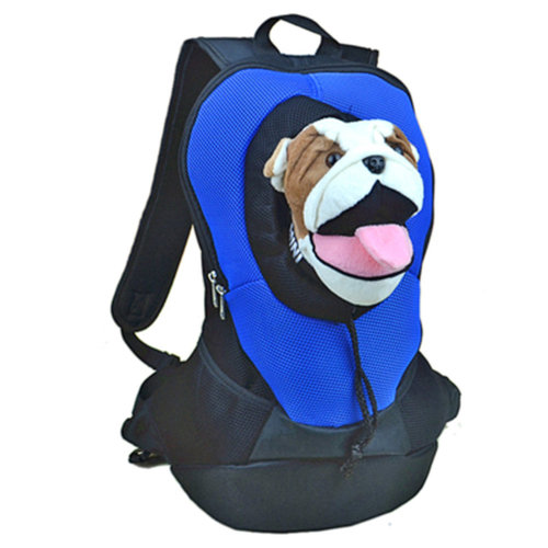 Pet Carrier Soft Sided Travel Bag for Small dogs & cats- Airline Approved, Blue #16