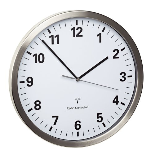 TFA-Dostmann 60.3523.02Radio-Controlled Wall Clock