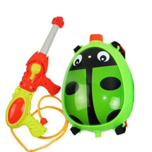 Kids Water Fun Safe Beach Sand Toys /Backpack Style Water Gun/Unique Squirt Gun