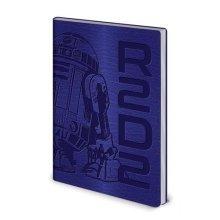 Star Wars R2-D2 A5 Notebook