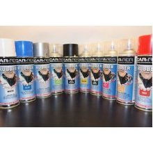 Rubber Paint 400ml Spray Plastic Dip Piant