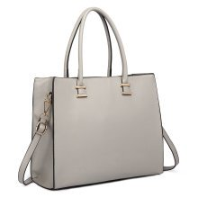 Miss Lulu Women Large Shoulder Handbag Tote Bag