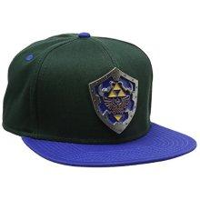 Compare Items Similar To Meroncourt Nintendo Legend of Zelda Metal Hylian  Shield Snapback Blue Baseball Cap dd182cae13ac