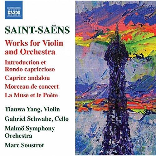 Saint-Saëns: Works for Violin and Orchestra [Tianwa Yang