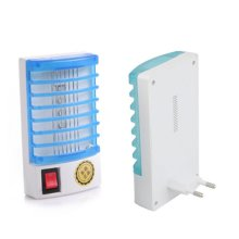 Catch Fly Insects Bugs Mosquito Zapping Power Plug Socket night sleeping