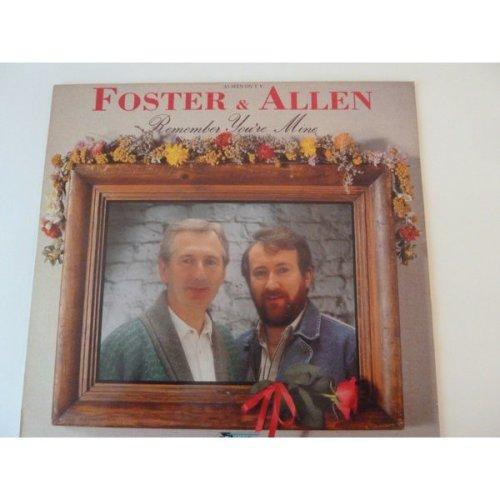 Remember You're Mine [Audio Cassette] Foster & Allen