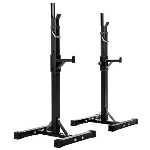 Squat rack for barbell