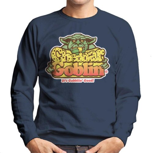 Mandy Cheddar Goblin Men's Sweatshirt