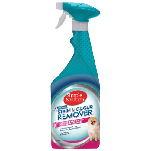 Simple Solution Stain & Odour Remover Spring Breeze 750ml