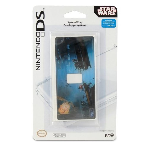 Nintendo DS Star Wars The Force Unleashed System Wraps Bridge Collapse