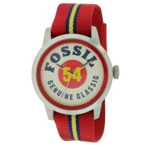 Fossil Townsman Nylon Mens Watch FS4922