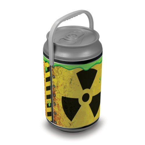 Picnic Time Insulated 27 Can Mega Can Cooler Toxic Can
