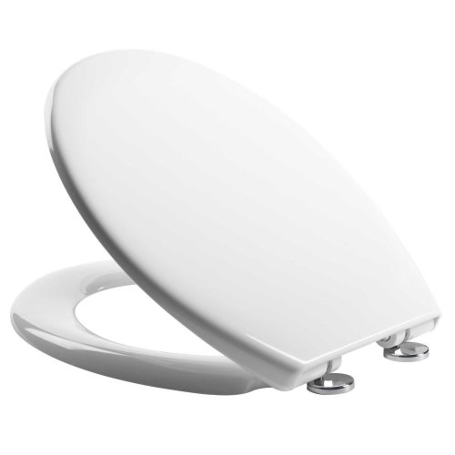 Sensational Soft Close Top Fixed Toilet Seat One Button Release Toilet Seat Gmtry Best Dining Table And Chair Ideas Images Gmtryco