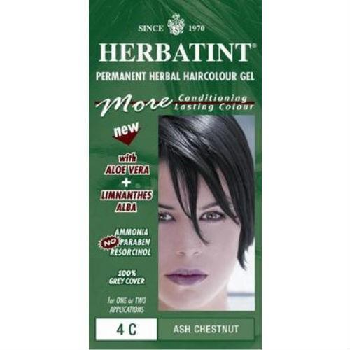 Herbatint Dark Chestnut Ammonia Free Hair Colour 3n 150ml