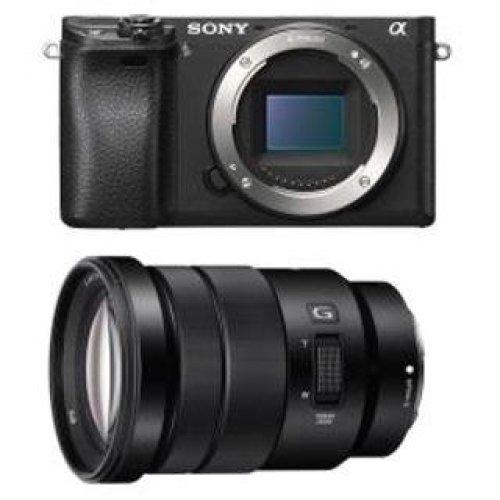 SONY A6300 Black + SEL 18-105MM F4 G OSS