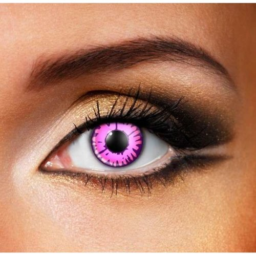 Enchanted Contact Lenses (Pair) - Halloween Contact Lenses
