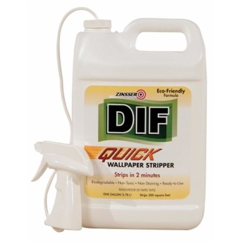 Rustoleum 1 Gallon DIF Quick Wallpaper Stripper  249054 - Pack of 4