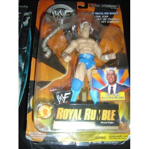 WWF Royal Rumble Tazz Figure