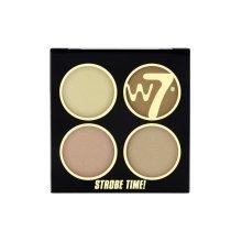 W7 Strobe Time Shimmering Powders - Vivid Glow