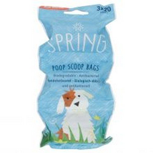 Bob Martin Bio Poop Bag Roll (Pack Of 60)