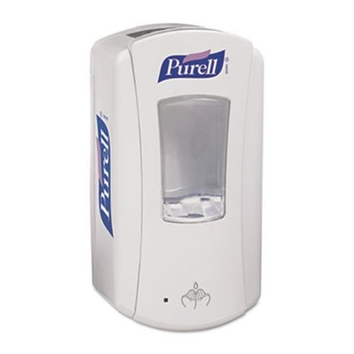Purell 1920-04 LTX-12 Dispenser  1200 mL  White