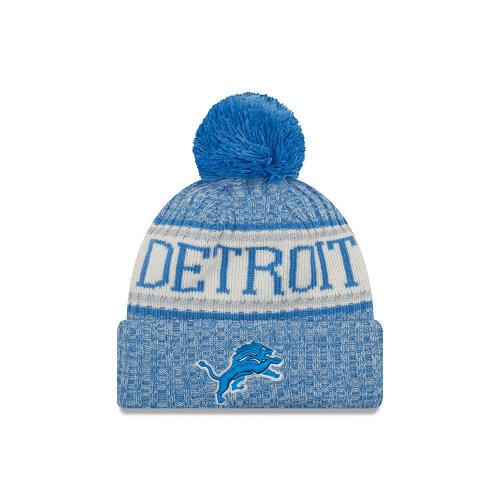 939914bd17d2b New Era Knitted Onfield Sport Beanie ~ Detroit Lions on OnBuy