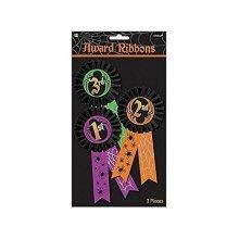 Halloween Award Ribbon Multi-Pack  29.2cm x 15.8cm