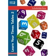 Learn Your Times Tables: Part 2