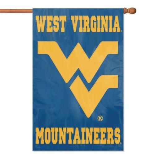 Party Animal, Inc. AFWV Applique Banner Flag - West Virginia