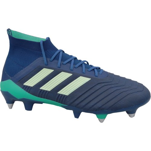 adidas Predator 18.1 SG CP9262 Mens Navy Blue football trainers