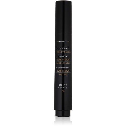 KORRES Natural 3D Black Pine Lifting & Firming Super Eye Serum 15 ml, Vegan