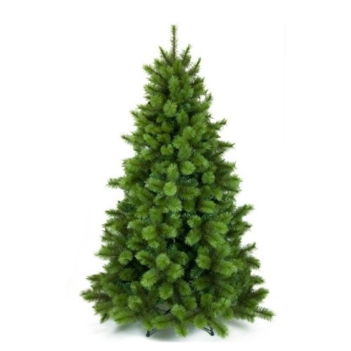 Artificial Bristol Christmas Pine Tree - 135cm, Green
