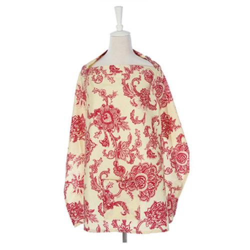 100% Cotton Classy Nursing Cover Large Coverage Breastfeeding Nursing Apron I