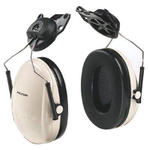3M Personal Safety Division 247-H6P3E-V Peltor Optime 95 Cap-Mount Earmuffs, Hearing Conservation H6P3E-V 10 Each Case