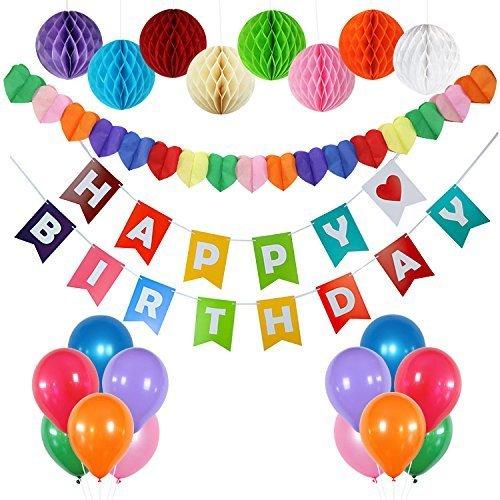 Birthday Decoration For Girls
